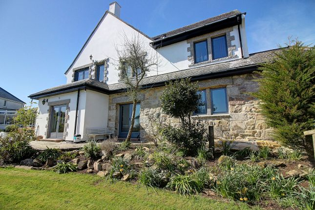 Thumbnail Detached house for sale in Bahavella Drive, St. Ives