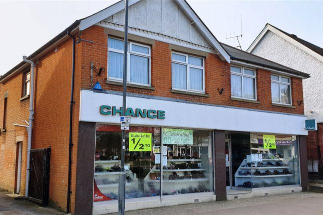 Thumbnail Retail premises for sale in Salisbury Road, Totton, Southampton