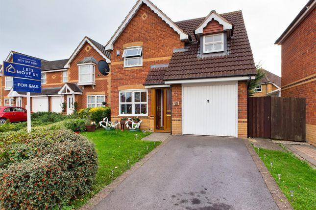 Thumbnail Detached house for sale in Wadham Grove, Emersons Green, Bristol