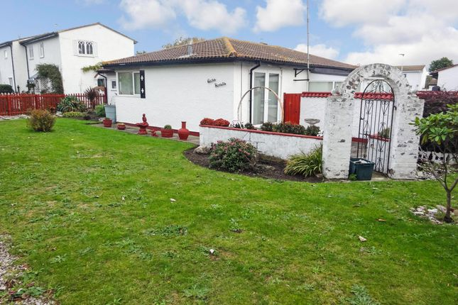 Thumbnail Detached bungalow for sale in Heol Y Fedwen, Abergele