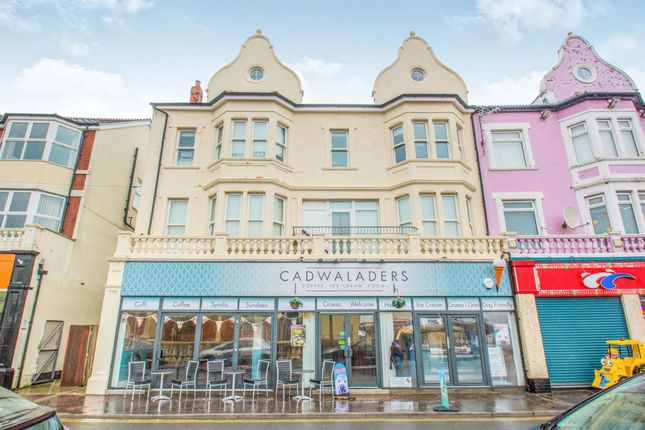 Thumbnail Flat for sale in Paget Road, Barry