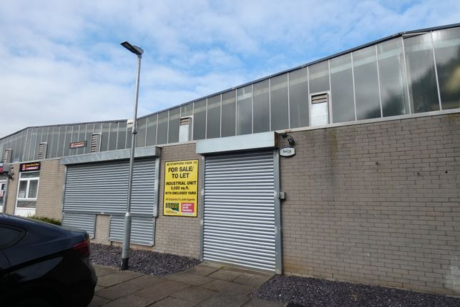 Thumbnail Warehouse to let in Stafford Park 15, Telford