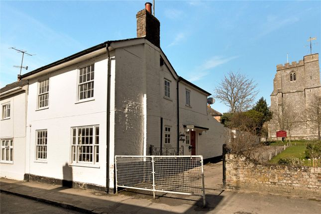 Thumbnail Semi-detached house for sale in High Street, Ramsbury, Marlborough, Wiltshire