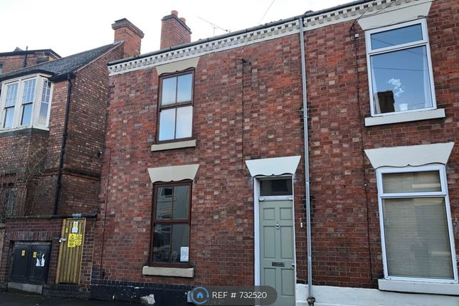 Thumbnail End terrace house to rent in Arthur Street, Derby