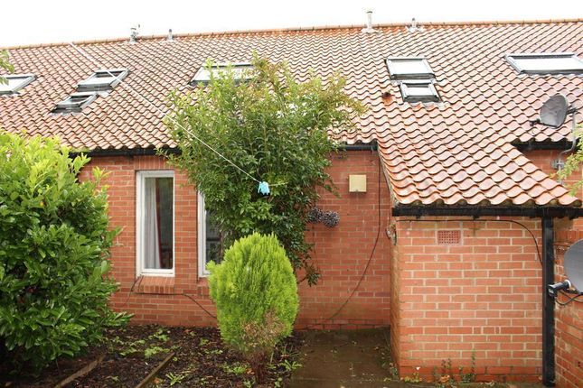Thumbnail Terraced house to rent in West Moor Lane, Heslington, York