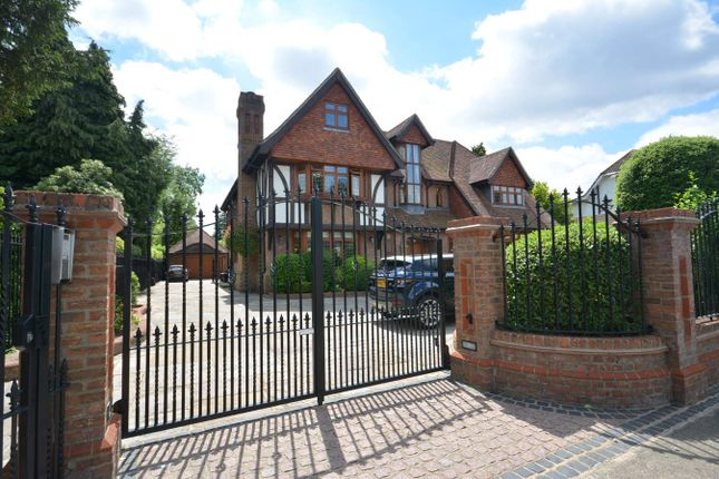 Thumbnail Detached house for sale in Ernest Road, Emerson Park, Hornchurch, Essex