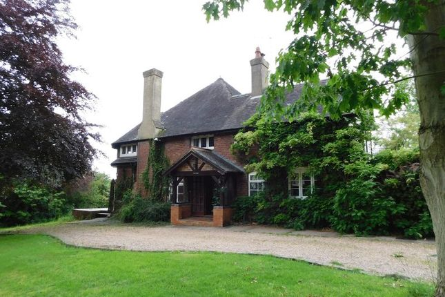 Thumbnail Detached house for sale in Chase Road, Brocton, Stafford