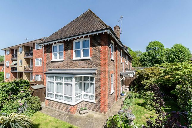 Thumbnail End terrace house for sale in Redclyffe Court, York Road, Cheam, Surrey