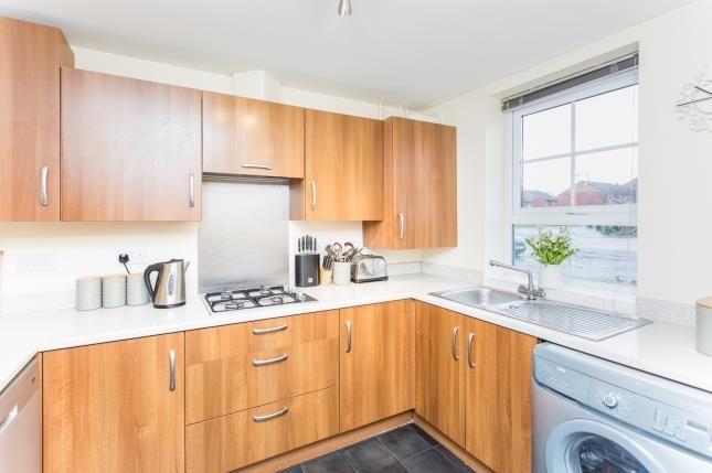 Kitchen of Leighton Drive, St. Helens, Merseyside WA9
