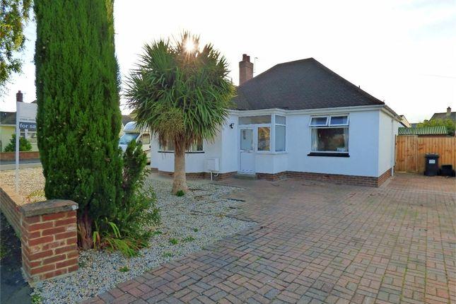 Thumbnail Detached bungalow for sale in Lyndale Road, Kingsteignton, Newton Abbot, Devon