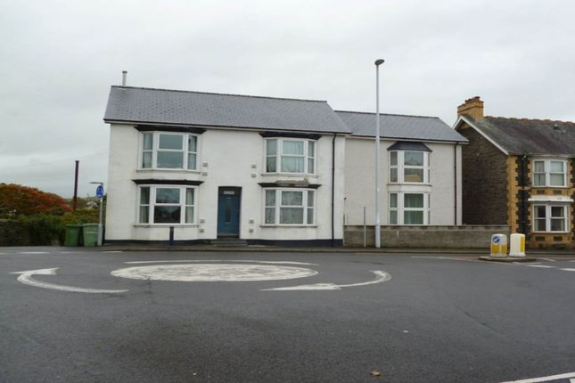 Thumbnail Semi-detached house to rent in Brooke House Annexe, Llanbadarn Fawr, Aberystwyth