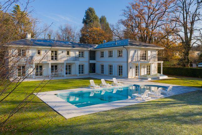 Thumbnail Detached house for sale in Mairie De Collonge-Bellerive, Chemin Château-De-Bellerive 1, 1245 Collonge-Bellerive, Switzerland
