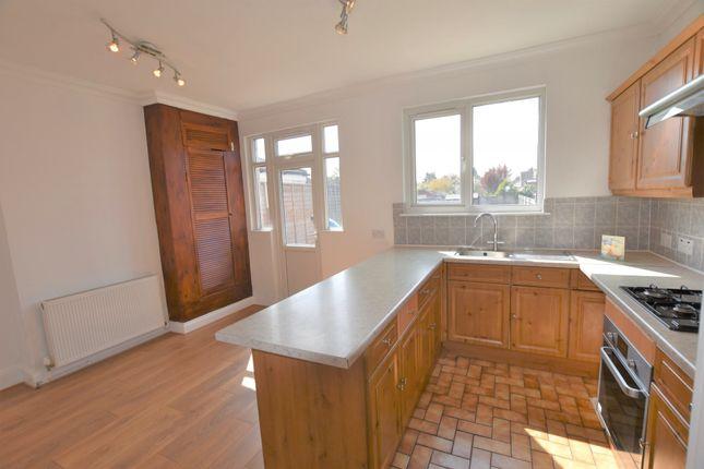Thumbnail Semi-detached house to rent in London Road, Wallington