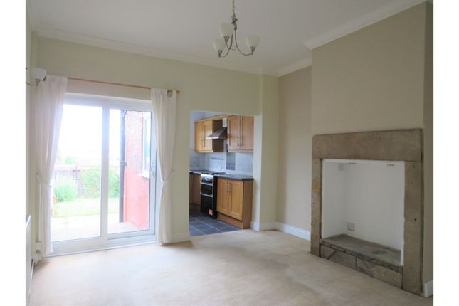 Thumbnail Terraced house to rent in Poplar Grove, Mexborough