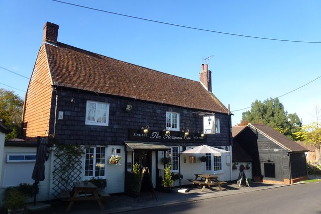 Thumbnail Pub/bar for sale in Woolton Hill, Hampshire: Newbury