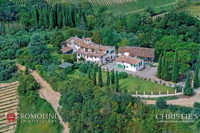 Thumbnail Farm for sale in Montespertoli, Tuscany, Italy