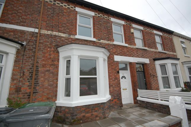 Thumbnail Terraced house to rent in Clwyd Street, Wallasey