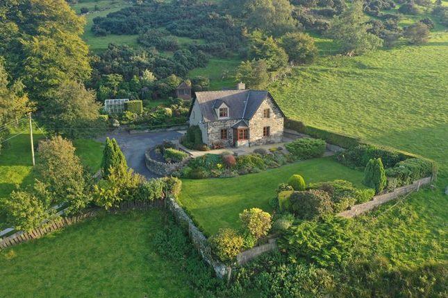 Thumbnail Detached house for sale in Abergwyngregyn, Llanfairfechan