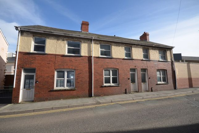 Thumbnail Town house for sale in Mill Street, Aberystwyth