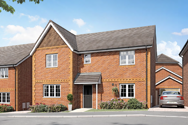 """4 bed property for sale in """"The Lancing"""" at Ackender Hill Sales Suite, Chawton Park Road, Alton, Hampshire GU34 1Rj, Alton,"""