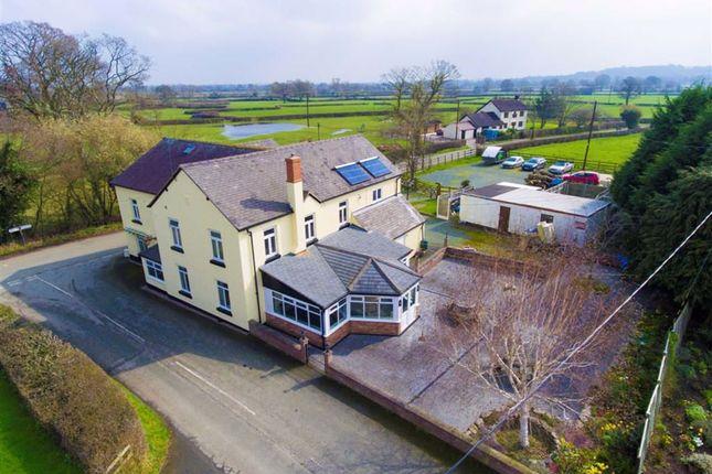 Thumbnail Detached house for sale in Tontine Inn, Church Lane, Melverley, Oswestry, Shropshire