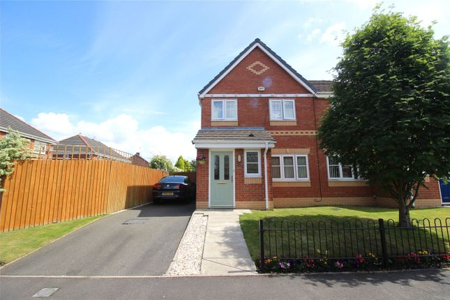 Thumbnail Semi-detached house for sale in Deysbrook Way, Liverpool, Merseyside