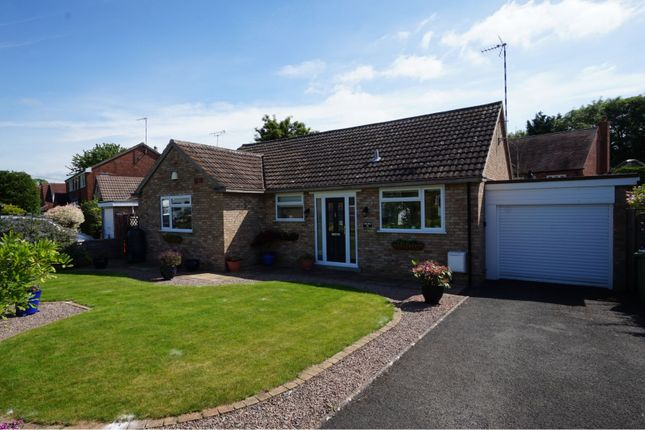 Thumbnail Detached bungalow for sale in Swanfold, Wilmcote