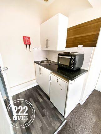 Studio to rent in Bostock Street, Warrington WA5