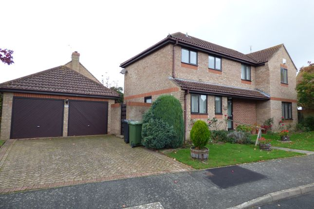 Thumbnail Detached house for sale in Spindlewood Drive, Bexhill-On-Sea