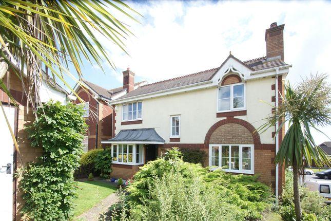 Thumbnail Detached house for sale in Louville Close, Paignton, Devon