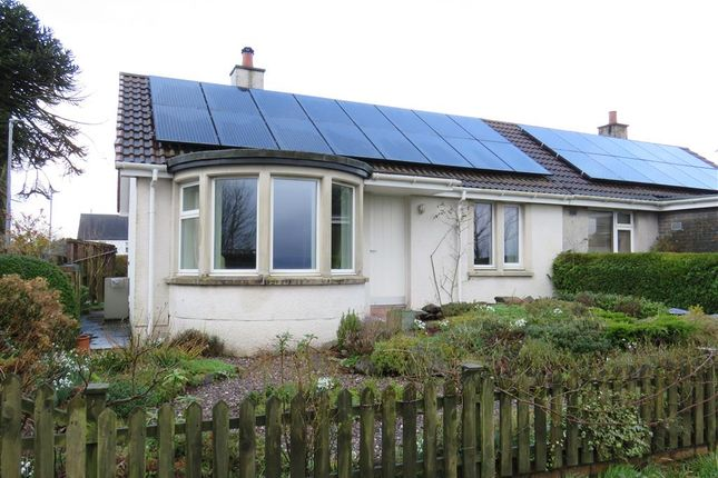 Thumbnail Semi-detached bungalow for sale in Main Street, Gartmore, Stirling