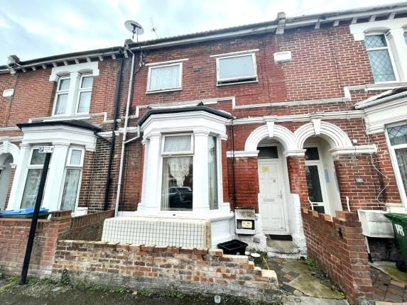 Thumbnail Terraced house for sale in St Mary's, Southampton, Hampshire