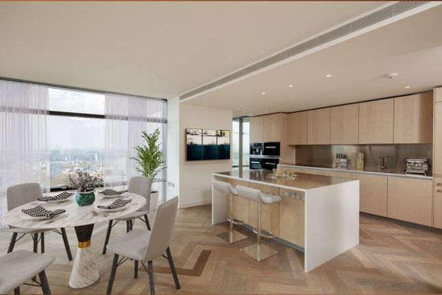 3 bed flat for sale in Principal Tower, Worship Street, Shoreditch, London EC2A