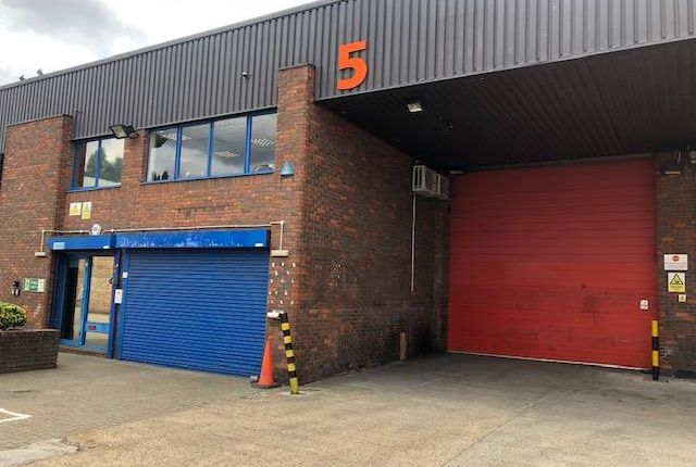 Thumbnail Light industrial to let in Unit 5, 307-309 Merton Road, Wandsworth, London