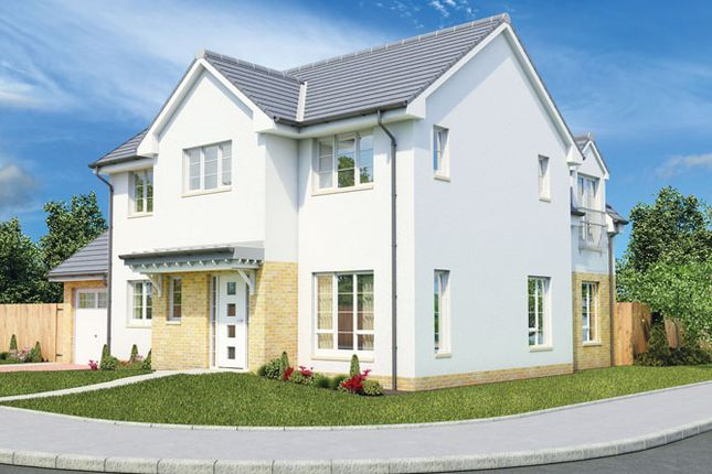 """Thumbnail Detached house for sale in """"The Lauder 2"""" at Perceton, Irvine"""