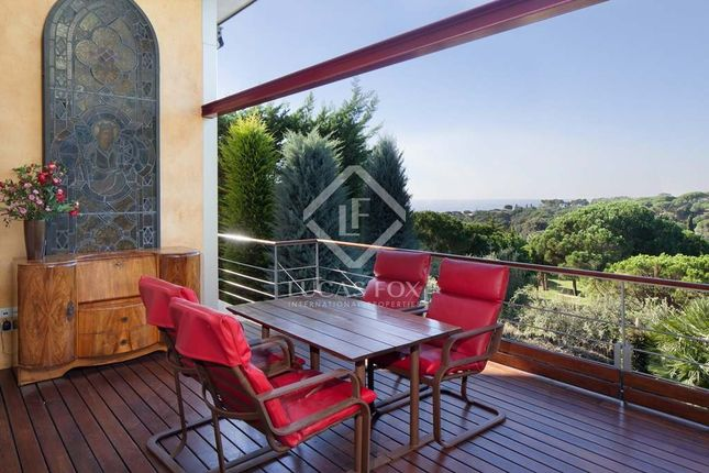 Thumbnail Villa for sale in Spain, Barcelona North Coast (Maresme), Sant Vicenç De Montalt, Lfs4490