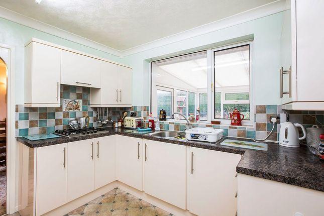 Kitchen of Harvelin Park, Todmorden, West Yorkshire OL14