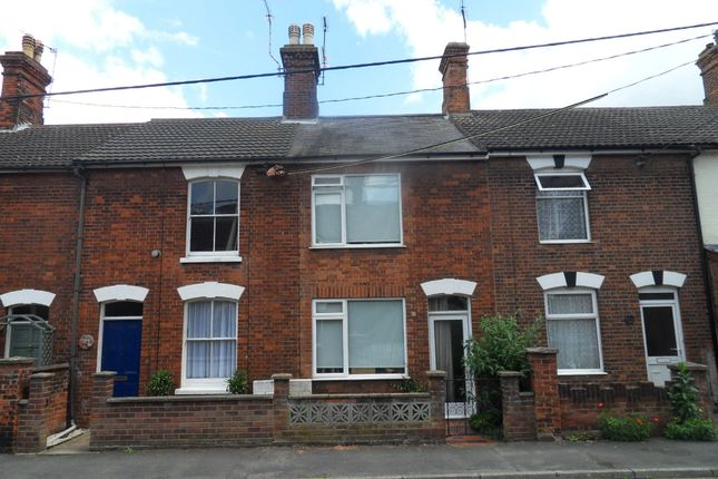 Thumbnail Terraced house to rent in Denmark Road, Beccles, Suffolk