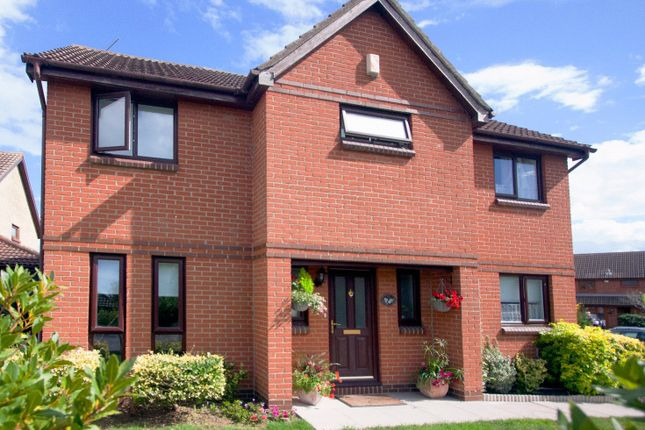 Thumbnail Detached house for sale in Homestead Gardens, Hadleigh, Essex
