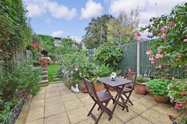 Rear Garden of Burley Road, Sittingbourne, Kent ME10
