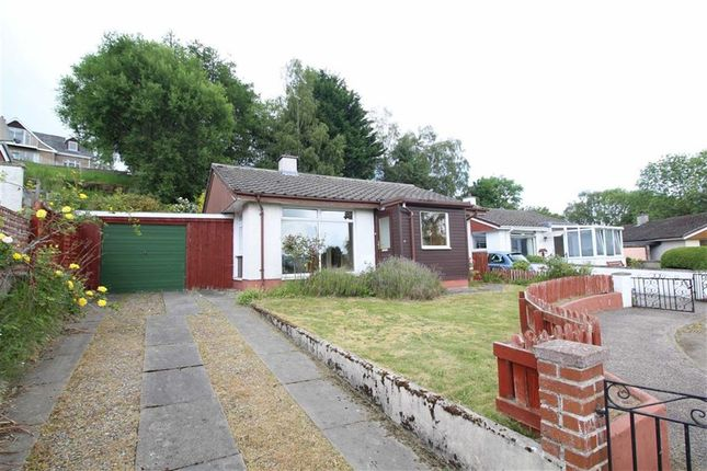 Thumbnail Detached bungalow for sale in 10, Rosecroft, Muir Of Ord