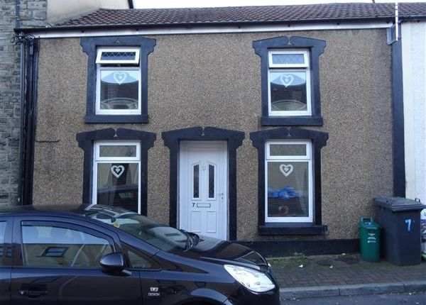 Thumbnail Terraced house for sale in Pryce Street, Mountain Ash