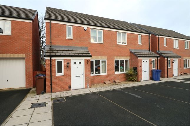 Thumbnail Semi-detached house to rent in Turnshaw Mews, Barnsley, South Yorkshire
