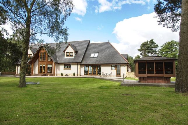 Detached house for sale in Larch Cottage, Scotlandwell