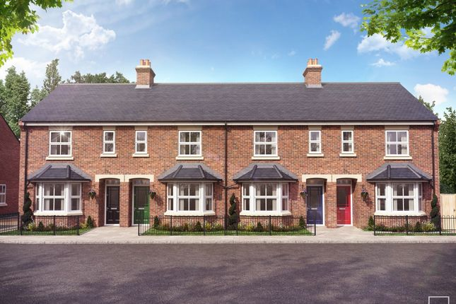 Thumbnail End terrace house for sale in Smiths Yard, Langdon Street, Tring