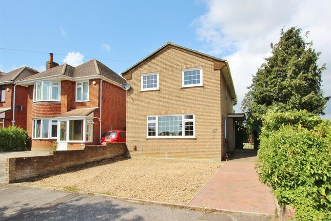 Thumbnail Detached house for sale in Muscliffe Lane, Bournemouth