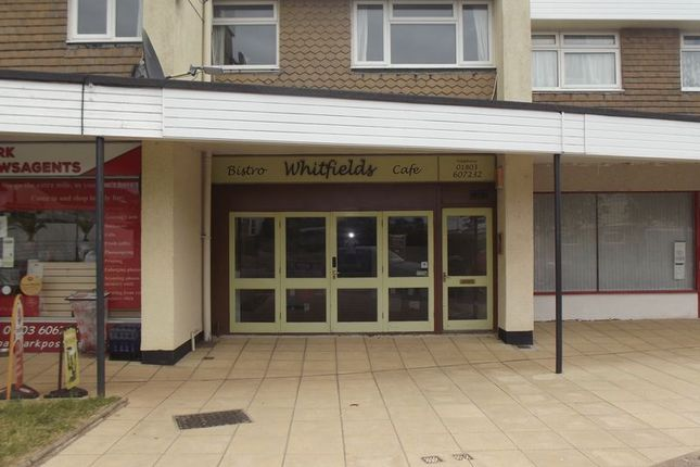 Thumbnail Restaurant/cafe to let in Roundhill Road, Torquay