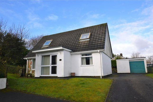 Thumbnail Detached house for sale in Gwelmeneth Park, St. Cleer, Liskeard, Cornwall