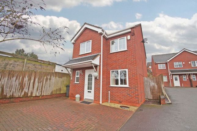 Thumbnail Detached house for sale in Davids Close, Batchley, Redditch