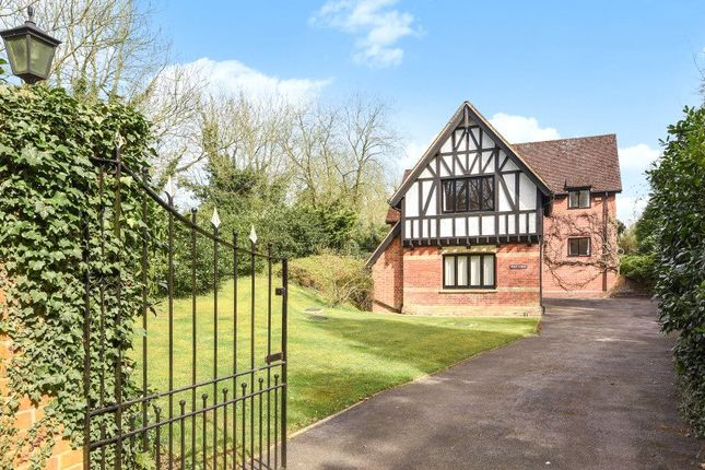 Thumbnail Detached house for sale in Chapel Green, Wokingham, Berkshire